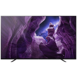 Sony A8H Series 139cm (55 Inch) 4K Ultra HD OLED Android Smart TV (Google Assistant Supported, KD-55A8H, Black)_1