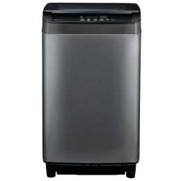 Voltas Beko 9 kg 5 Star Fully Automatic Top Load Washing Machine (Unbalanced Load Control, WTL90UPGB, Grey)_1