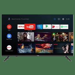 Haier K6600 Series 109cm (43 Inch) Full HD LED Android Smart TV (2 Years Warranty, AI Smart Voice, 43K6600GA, Black)_1