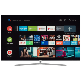 Haier S8000 Series 165cm (65 Inch) Ultra HD 4K ELED Android Smart TV (2 Years Warranty, AI Smart Voice, 65S8000EGA, Black)_1