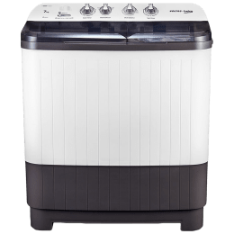 Voltas Beko 7 kg 5 Star Semi-Automatic Top Load Washing Machine (Fast Dry, WTT70DGRT, Grey)_1