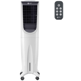 Orient Ultimo Tower 40 Litres Tower Air Cooler (Prevents Mosquito Breeding, CT4002HR, White)_1