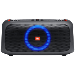 JBL Party Box On The Go 100 Watts Party Speaker (IPX4 Splashproof Protection, Black)_1