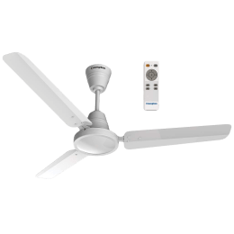 Crompton Energion HS 120cm Sweep 3 Blade Ceiling Fan (Multi-Pairing, CFENHS48OPW5S, Opal White)_1