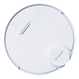 Milagrow iMap 10.0 Nano 50 Watts Robotic Vacuum Cleaner (0.45 Litres Tank, White)_1