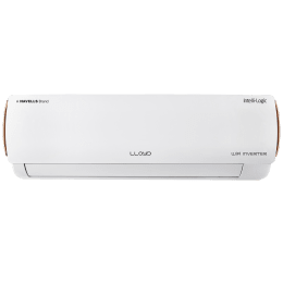 Lloyd HL 1 Ton 5 Star Inverter Split AC (Wi-Fi Supported, Copper Condenser, GLS12I55WBHL, White)_1