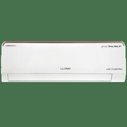 Lloyd HD 1.5 Ton 5 Star Inverter Split AC (Wi-Fi Supported, Copper Condenser, GLS18I55WBHD, White)_1