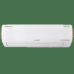 Lloyd HL 1.5 Ton 5 Star Inverter Split AC (Wi-Fi Supported, Copper Condenser, GLS18I55WBHL, White)_1