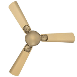 Havells Enticer Hues 120cm Sweep 3 Blade Ceiling Fan (Double Ball Bearing, FHCEASTGLD48, Gold)_1
