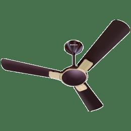 Havells Enticer Wood 120cm Sweep 3 Blade Ceiling Fan (Inverter Compatible, FHCEWSTOAK48, Oakwood)_1