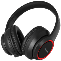 Lumiford LongDriveHD Over-Ear Wireless Headphone with Mic (Bluetooth 5.0, Dual Phone Pairing Technology, HD60, Black)_1