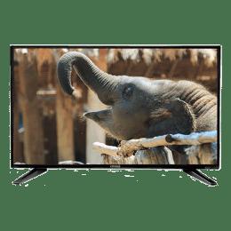 Croma 80cm (32 Inch) HD Ready LED Standard TV (A Grade Panel, CREL7369, Black)_1