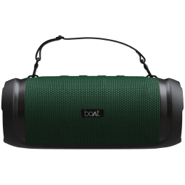 boAt Stone 1508 40 Watts Portable Bluetooth Speaker (Water Resistant, Army Green)_1