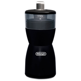 DeLonghi 12 Cups Fully Automatic Coffee Grinder (Grinds Coffee Beans, KG40, Black)_1