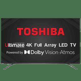 Toshiba U7980 Series 164cm (65 Inch) Ultra HD 4K LED Smart TV (3 Years Warranty, Screen Mirroring, 65U7980, Black)_1