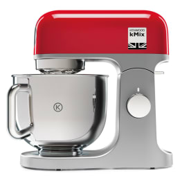 Kenwood 1000 Watts Food Processor (3 Attachments, KMX750RD, Metallic and Red)_1