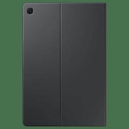 Samsung Polycarbonate, Polyurethane Smart Folio Case For Galaxy Tab S6 Lite (Compartment For S Pen, EF-BP610PJEGIN, Grey)_1