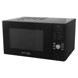 Voltas Beko 25 Litres Convection Microwave Oven (Digital Timer, MC25BD, Black)_1