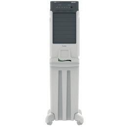 Voltas Slimm 45T 45 Litres Tower Air Cooler (Touch Control, 4810123, White)_1