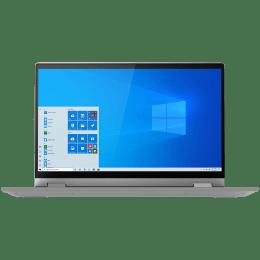 Lenovo IdeaPad Flex 5 14ITL05 (82HS0091IN) Core i5 11th Gen Windows 10 Home 2-in-1 Laptop (8GB RAM, 512GB SSD, Intel Iris Xe Graphics, MS Office, 35.56cm, Graphite Grey)_1