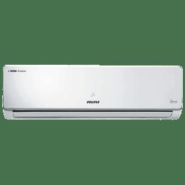 Voltas 1 Ton 3 Star Inverter Split AC (Hot & Cold, Hot & Cold, Copper Condenser, 123VH SZS, White)_1