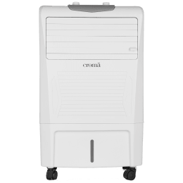 Croma Arctic 22 Litres Personal Air Cooler (Inverter Compatible, CRRC1203, White/Grey)_1
