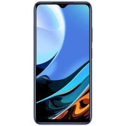 Xiaomi Redmi 9 Power (128GB ROM, 6GB RAM, MZB08SVIN, Blazing Blue)_1