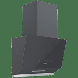 Faber Vertex Plus FL TC HC 1500 m³/hr 60cm Filterless Chimney (Motion Sensor Touch Control, 330.0617.184, Black)_1