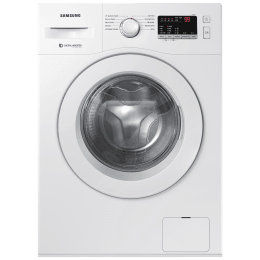 Samsung 6 kg 5 Star Fully Automatic Front Load Washing Machine (Digital Inverter Motor, WW61R20GLMW/TL, DA White)_1