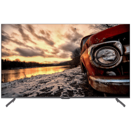 Panasonic Viera 165cm (65 Inch) Ultra HD 4K LED Android Smart TV (Built-in Chromecast, TH-65JX750DX, Black)_1