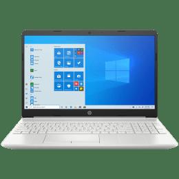 HP 15s-gr0012AU (35K35PA#ACJ) Ryzen 3 Windows 10 Home Single Language Thin and Light Laptop (8GB RAM, 1TB HDD + 256GB SSD, AMD Radeon Graphics, MS Office, 39.62cm, Natural Silver)_1