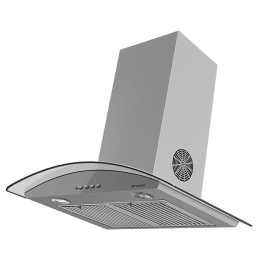 Faber Feel 3D 1095m³/hr 60cm Wall Mount Chimney (Baffle Filter, 3D T2S2 LTW 60, Stainless Steel)_1