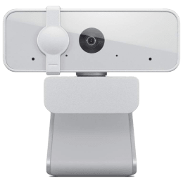 Lenovo 300 USB 2.1 MP Web Cam (Full HD Video Call, GXC1B34793, Cloud Grey)_1