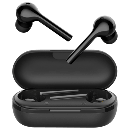 Lumiford Maximus In-Ear Truly Wireless Earbuds with Mic (Bluetooth 5.0, Voice Assistant Supported, T55, Black)_1