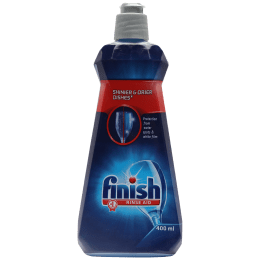 Finish Rinse Aid Shine and Dry For Dishwasher (Powerful Rinsing Action, 8170295, Blue)_1