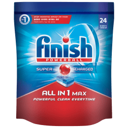 Finish Tablet For Dishwasher (Machine Limescale Protection, 3119726, Blue)_1