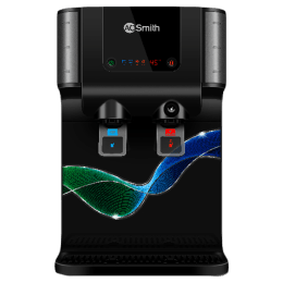 A. O. Smith ProPlanet P6 RO + SCMT Electrical Water Purifier (8 Stage Purification Process, IGR010082RPBHN5, Black)_1