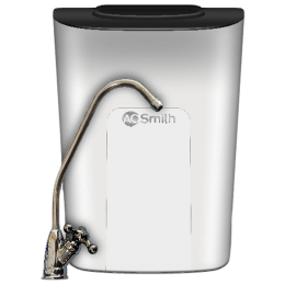 A. O. Smith Invi U1 UV + SAPC Electrical Water Purifier (UV Fail Alarm, IUC150061RUBNN0, White)_1