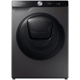 Samsung 9 kg/6 kg Fully Automatic Front Load Washer Dryer Combo (Digital Inverter Motor, WD90T654DBX/TL, Inox)_1