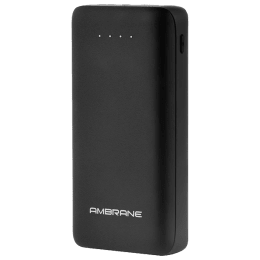 Ambrane PP-30 Pro 27000mAh 3-Port Power Bank (9 Layers of Damage Protection, Black)_1