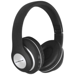 Ambrane WH-83 Over-Ear Wireless Headphone with Mic (Bluetooth 5.0, Multifunctional Controller, Black)_1