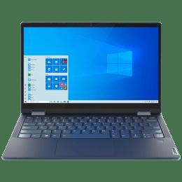 Lenovo Yoga 6 13ARE05 (82FN004QIN) Ryzen 7 Windows 10 Home 2-in-1 Laptop (16GB RAM, 512GB SSD, AMD Radeon Graphics, MS Office, 33.78cm, Abyss Blue)_1