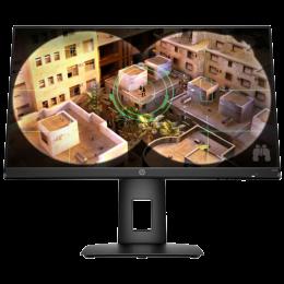 HP X24ih 60.45cm (23.8 Inches) Full HD IPS Screen Gaming Monitor (Adaptive Sync Technology, HDMI + DisplayPort, 144 Hz, 13L82AA, Black)_1