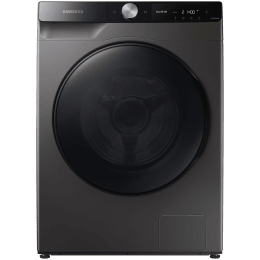 Samsung 8 kg/6 kg Fully Automatic Front Load Washer Dryer Combo (Digital Inverter Motor, WD80T604DBX/TL, Inox)_1