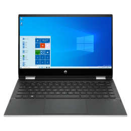 HP Pavilion x360 14-dw1039TU (2R2H6PA#ACJ) Core i5 11th Gen Windows 10 Home 2-in-1 Laptop (8GB RAM, 512GB SSD, Intel Iris Xe Graphics, MS Office, 35.56cm, Natural Silver)_1