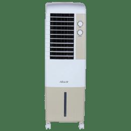 Kenstar Alta 22 Litres Tower Air Cooler (Inverter Compatible, KCLALTGY022BMH-ELM, Golden Yellow)_1