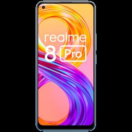 Realme 8 Pro (128GB ROM, 6GB RAM, RMX3081, Infinite Blue)_1