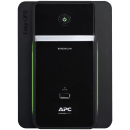 APC UPS For Laptop & Desktop & Mobile & Tablet (Intelligent Battery Management, BVX2200LI-IN, Black)_1