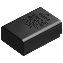 Nikon 1120mAh Lithium-Ion Camera Battery for Z 50 (Compact and Lightweight, EN-EL25, Black)_1