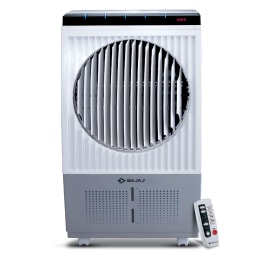 Bajaj DC 102 DLX Digital 70 Litres Desert Air Cooler (3 Way Speed Control, White)_1